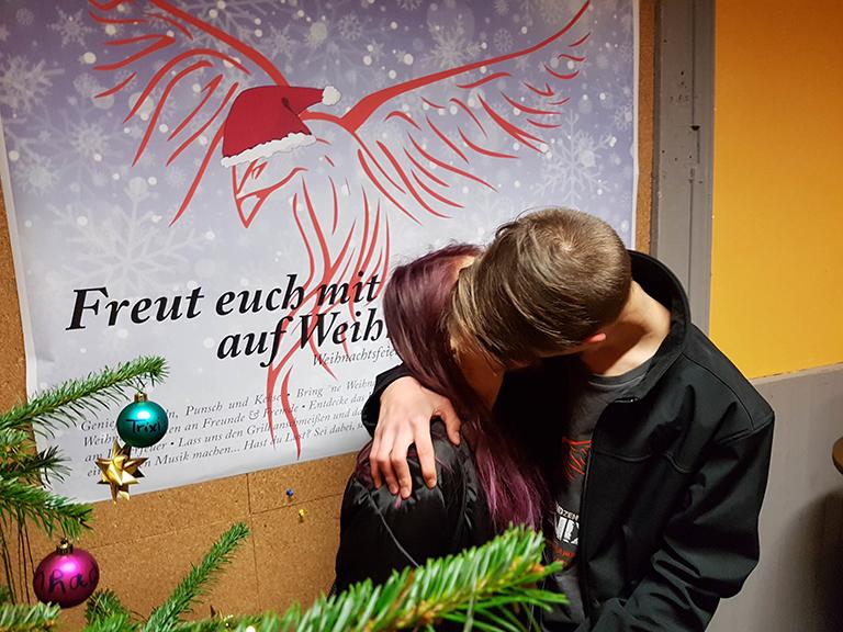 Große Phoenix – Weihnachtsfeier