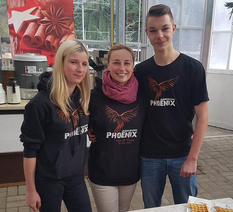 Es gibt neue Phoenix-Shirts!