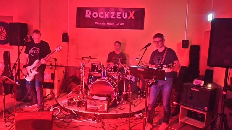 """RockzeuX beim """"Phoenix für Erwachsene"""""""