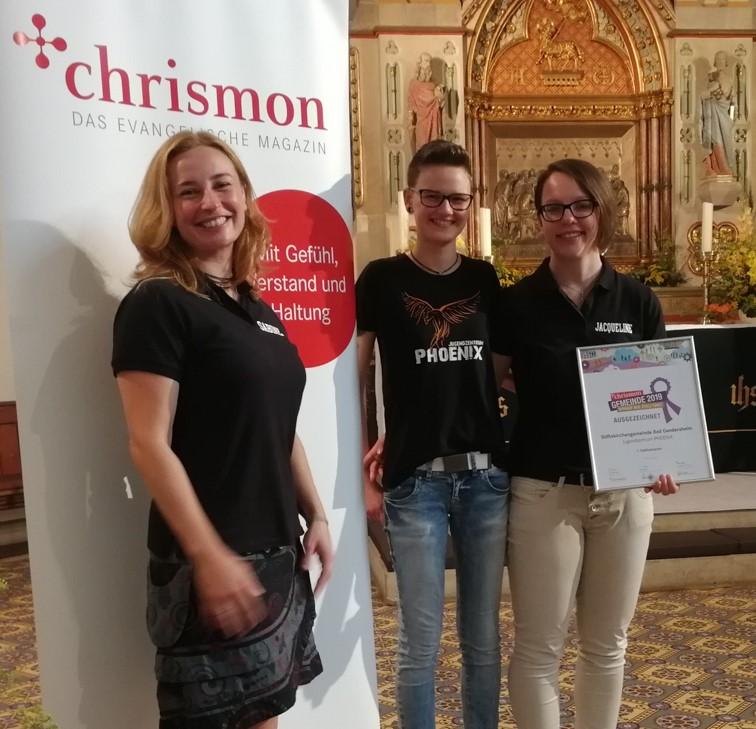 Preisverleihung in Hannover – 3000 Euro + Image-Video als Geschenk