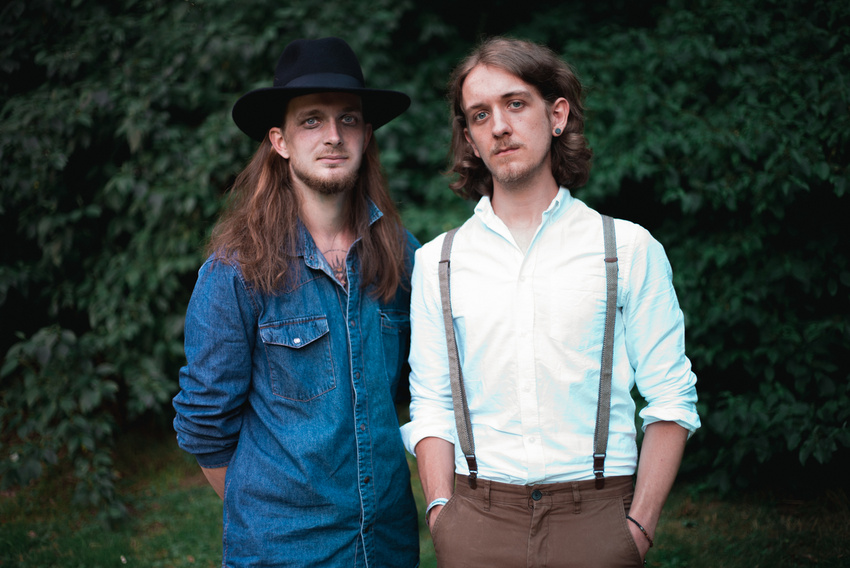 """""""Luco & Dylan"""" bei PHOENIX-LIVE"""